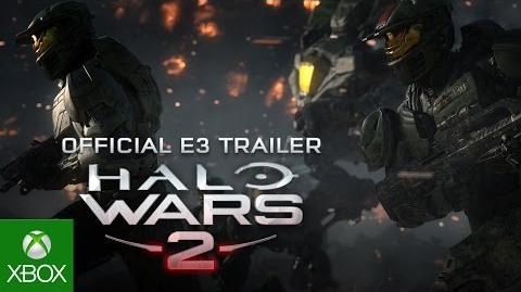 Halo Wars 2 Official E3 Trailer
