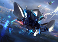 Centinela Aggressor Blitz HW2