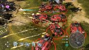 Mastodon M650 vs Outpost HW2