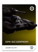 Scorpion ONI H5G