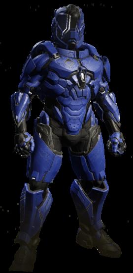 Armadura Potenciada de Asalto MJOLNIR/Variante Hellcat