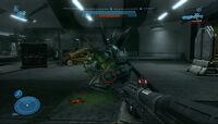 HReach shotgunM45