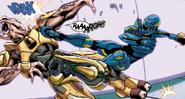 Ray fighting
