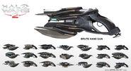 Spiker Desterrados concepto 01 HW2