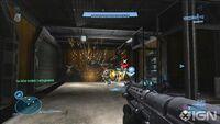 Halo- Reach-Beta M45 gameplay