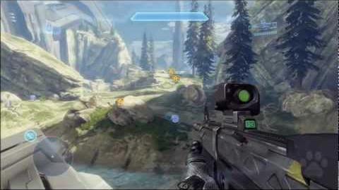 Halo 4 Easter Egg (huevo de pascua) RvB