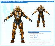 Halo 4 skin armor 4