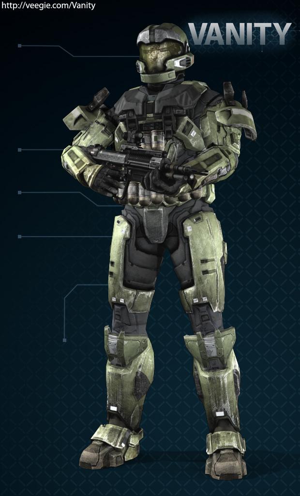 Armadura Potenciada de Asalto MJOLNIR/Variante JFO