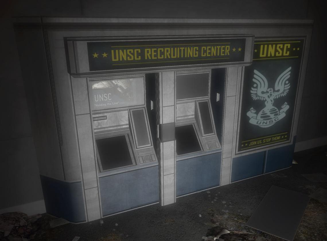 UNSC Recruiting Center
