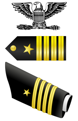 Capitán de la Armada