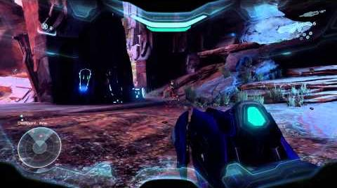 Halo 5 Guardians – Swords of Sanghelios Gameplay Capture