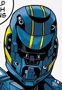 HEscalation SPARTAN Ray helmet