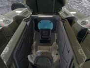 Mantis cockpit