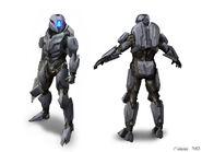 H4 Prefect armor concept-art