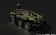 Mastodon modelo 3D HW2
