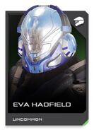H5G REQ card EVA Hadfield-Casque