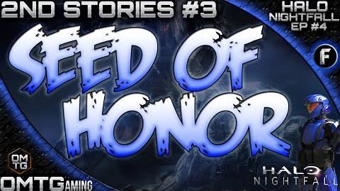 Halo Nightfall: Semilla de Honor