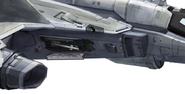 Sabre - MissileCompartment