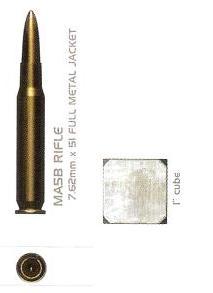 7.62x51mm Munition