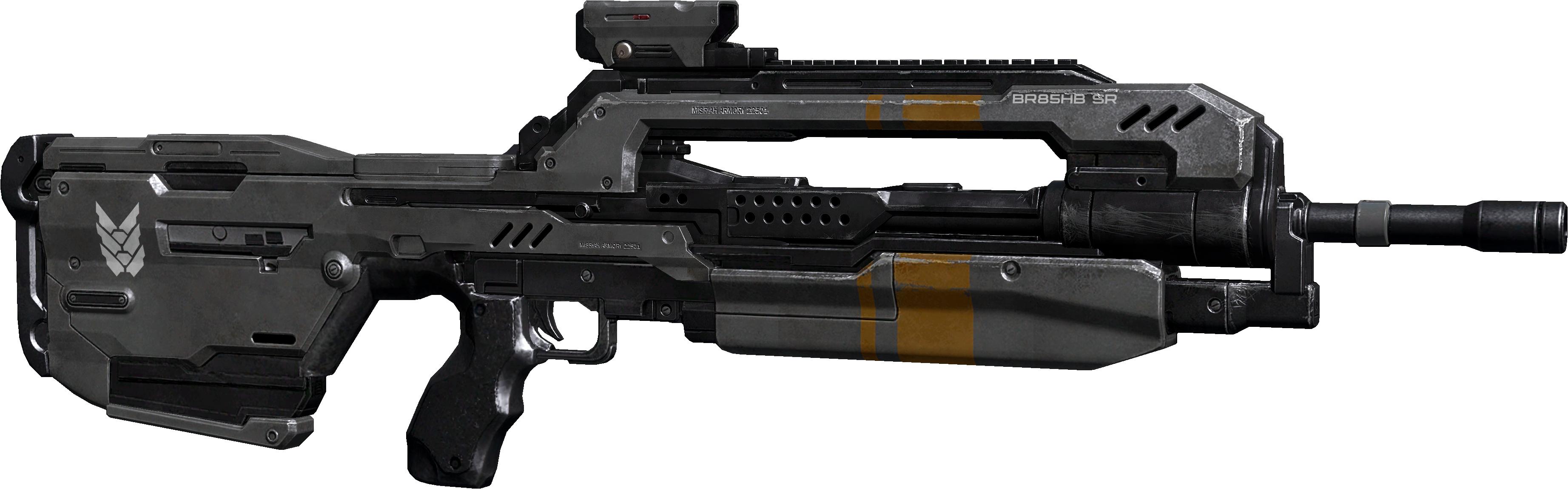BR85 Heavy Barrel Service Rifle