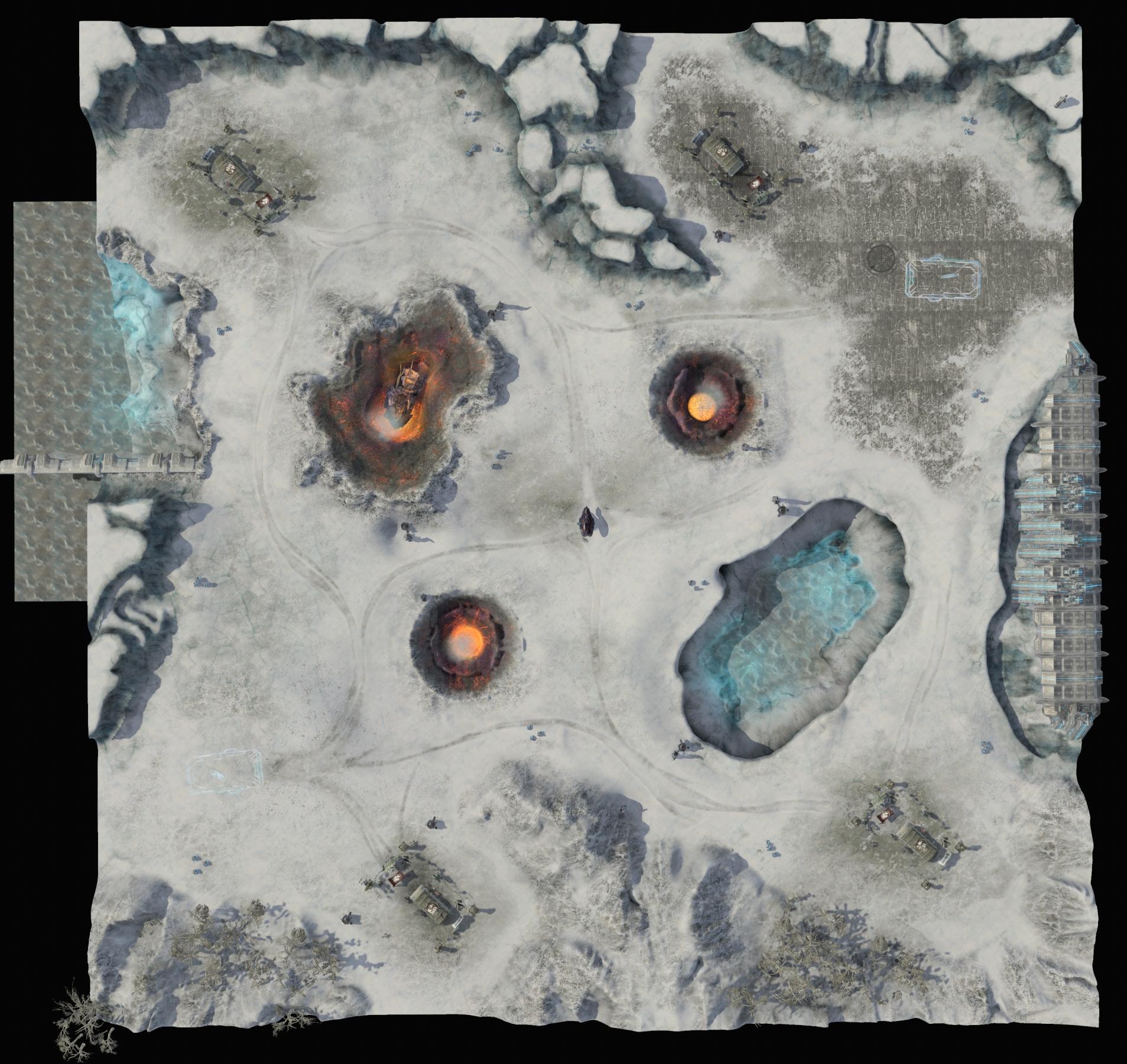 Tundra (mapa)