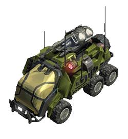 Vehículo de Apoyo al Combate XRP12