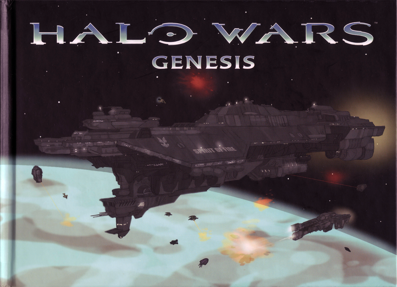 Halo Wars: Genesis
