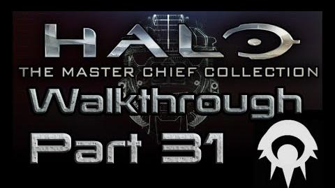 Halo- The Master Chief Collection Walkthrough - Part 31 - Floodgate