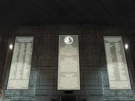 Denkmal des Militärischen Nachrichtendienstes