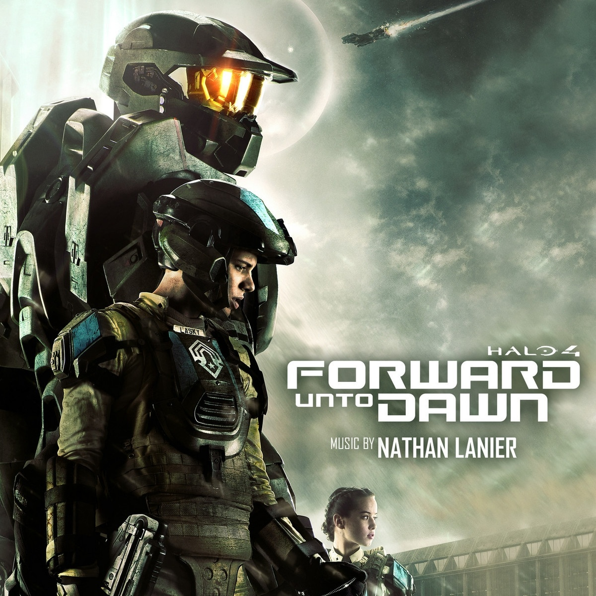 Halo 4: Forward Unto Dawn Original Soundtrack