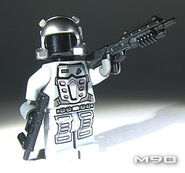 LEGO Escopeta Proto