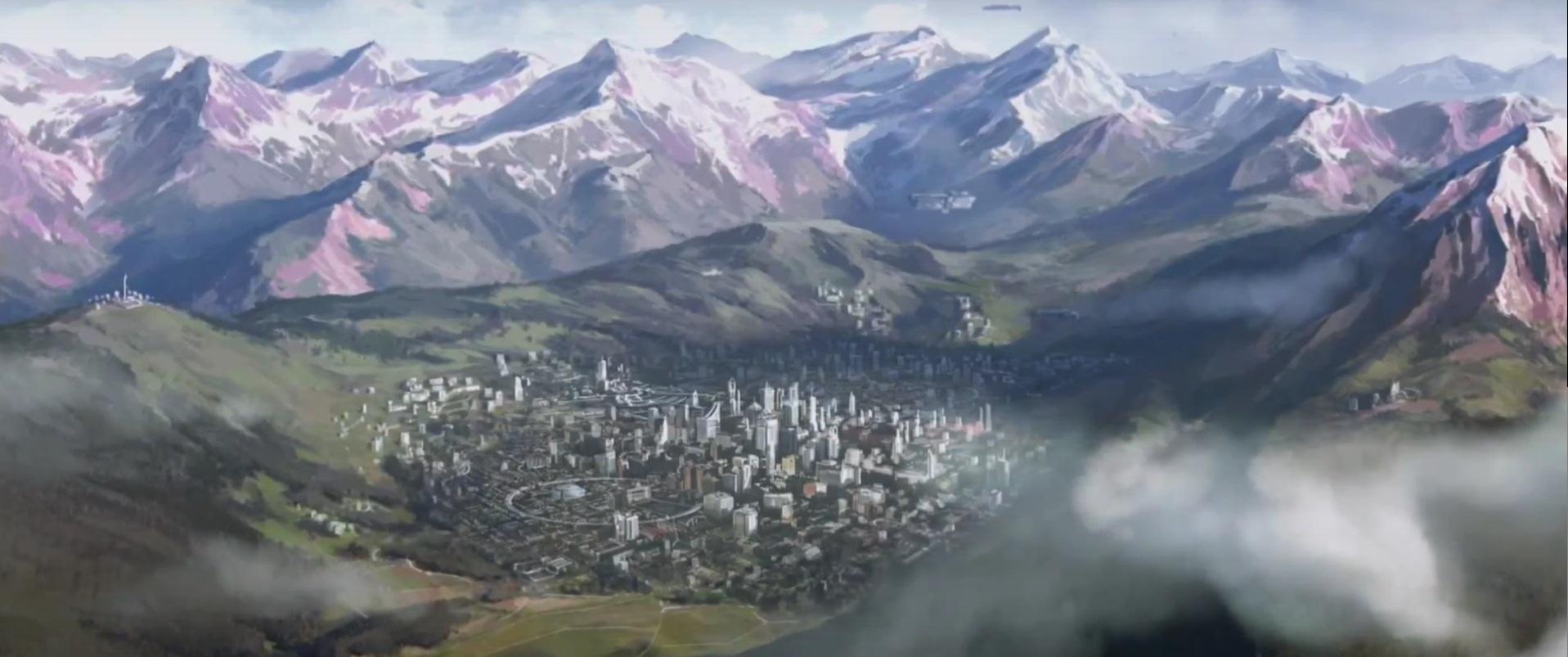 Ciudad Elysium