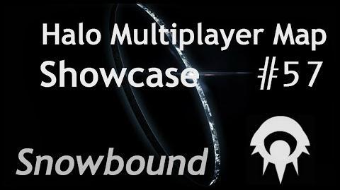Halo Multiplayer Maps - Halo 3 Snowbound