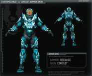 Oceanic Armor