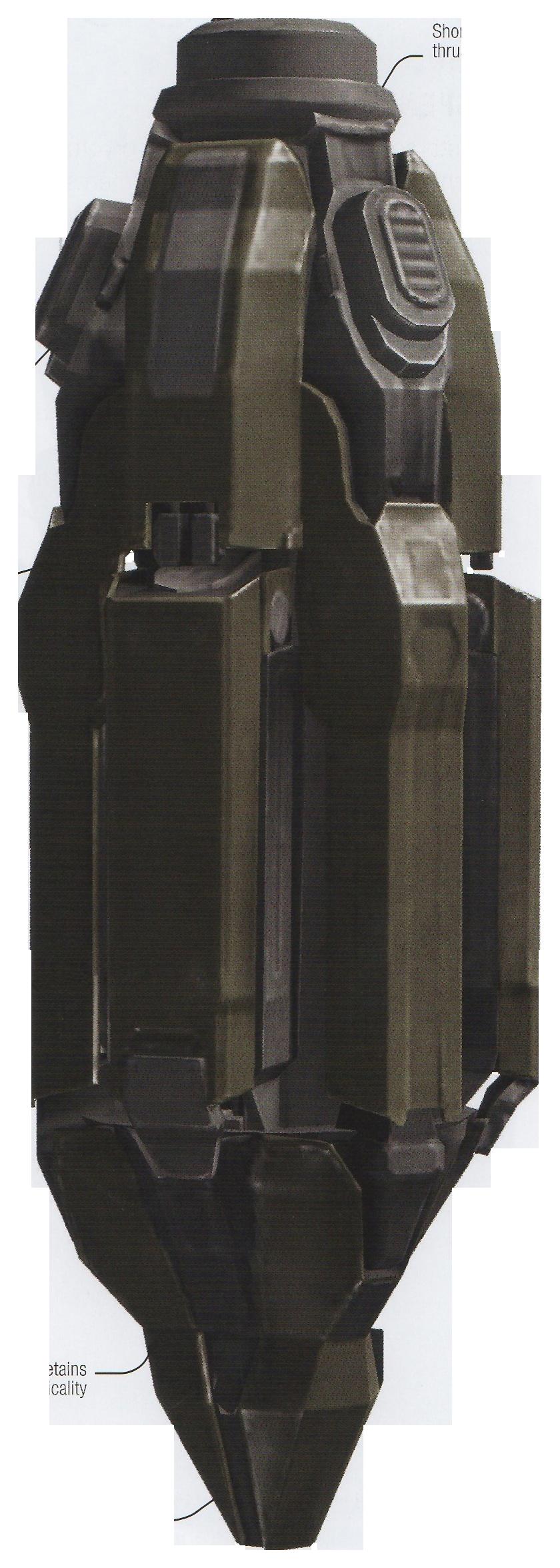 M2859 Materiel Acquisition Pod