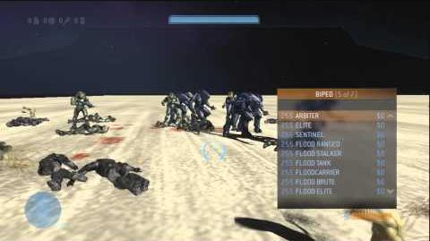 Halo 3 - Spawning AI in Forge (Flood Method)