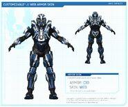 Halo 4 preorder bonus (Amazon CIO armor)
