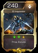 Blitz - Desterrados - Inquisidor - Unidad - El Inquisidor