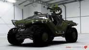Warthog Halo 4 Forza Motorsport 4 Autovista No Playable No manejar manejable FM4 2010 AMG Warthog Article1