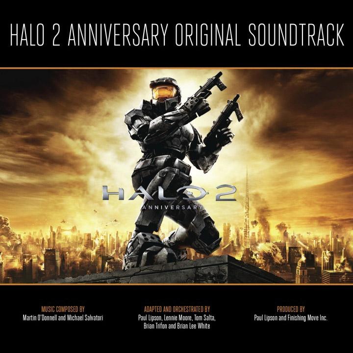 Halo 2: Anniversary Original Soundtrack