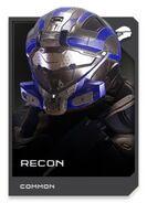 H5G REQ card Casque-Recon