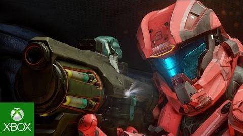 Halo 5 Guardians MP Beta Trailer