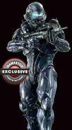 Gamestop Hunter armor
