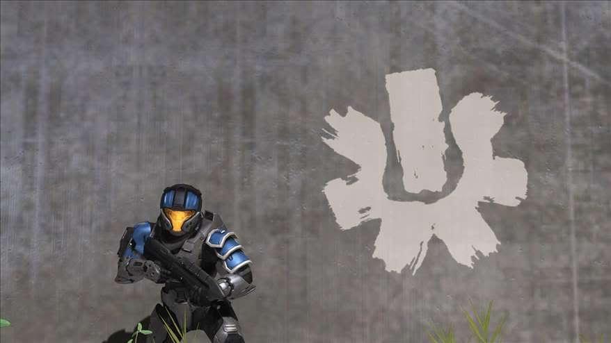 Graffiti de Valhalla