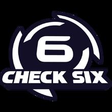 CheckSix Gaminglogo square.png