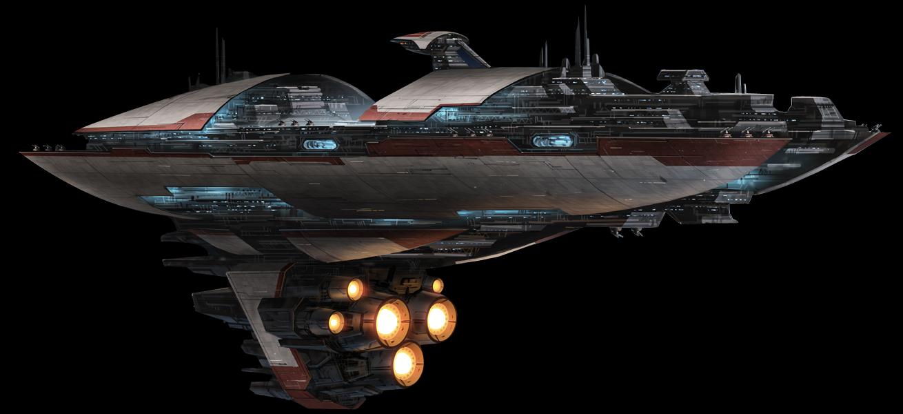 Buenaventura-class colony ship