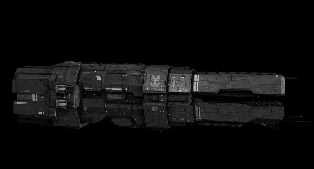 Keyes-class Battlecruiser