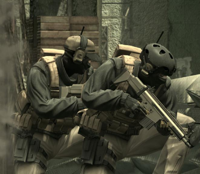 UNSC Army Special Operations Group