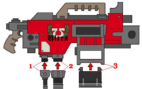 Argenta Fondera Heavy Rifle Model-99C