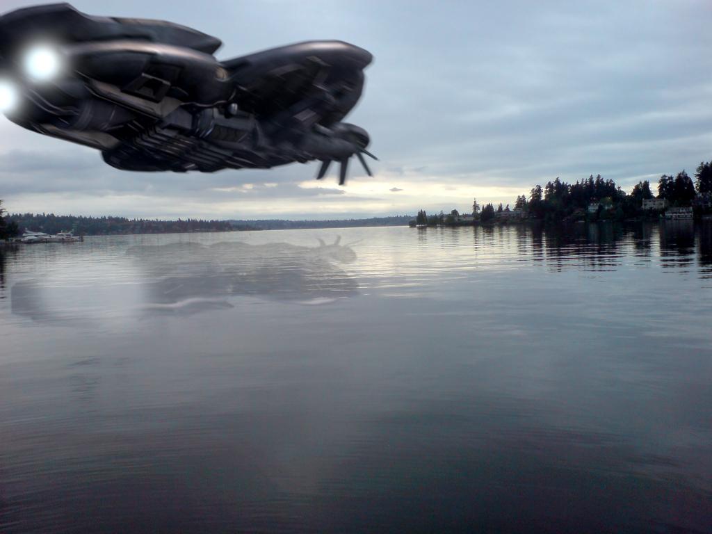 Batte of Lake Washington